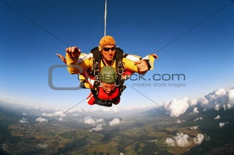 Skydiving Scenic