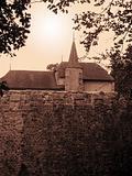 Swiss Medieval Castle