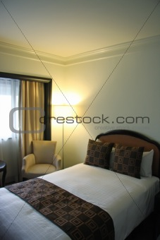 Hotel bedroom