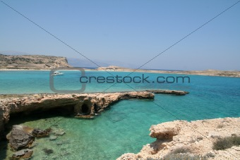 beautiful beach - greece islands