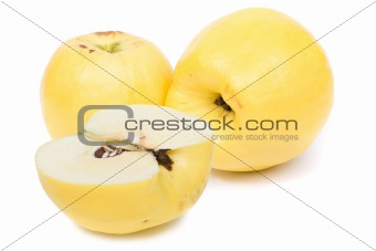 Apple-quince  (Cydonia)