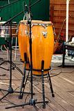 two bongos