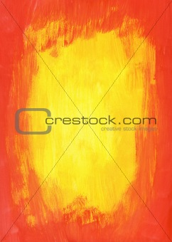 background, red and yellow