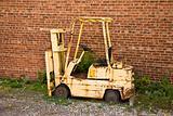 Retired Forklift