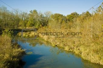 Fall Along the Kickapoo