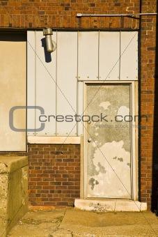Factory Back Door