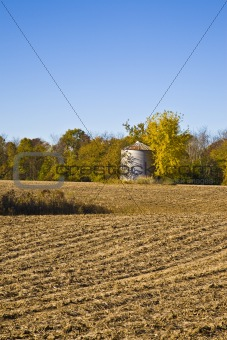 Autumn around the Silo