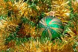 Christmas ball and decoration