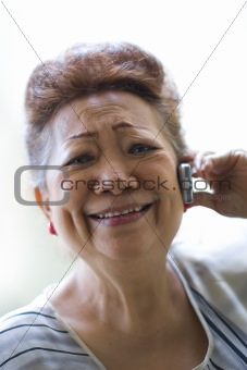 mom longing and calling her child