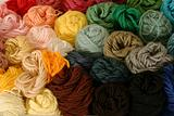Skeins of Yarn - horizontal