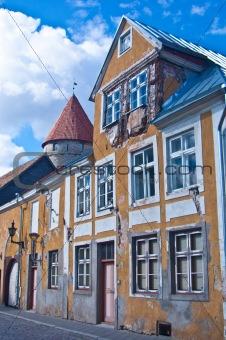 Old city of Tallinn