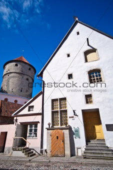 Old city of Tallinn