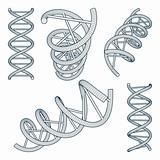 DNA Symbols set