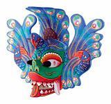 Folk Theatre Mask
