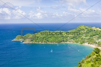 Bay, Tobago