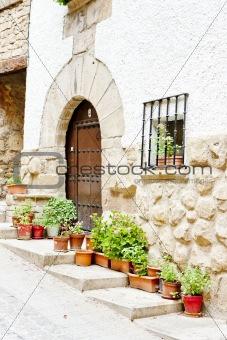 Cirauqui, Road to Santiago de Compostela, Navarre, Spain