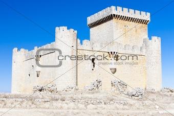 Castle of Villalonso, Castile and Leon, Spain