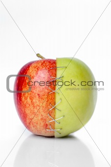 Frankenstein Apple