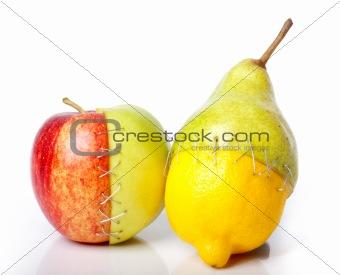 Frankenstein's Fruits