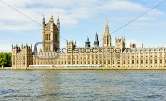 Houses of Parliament, London, Great Britain