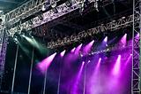 Purple stage
