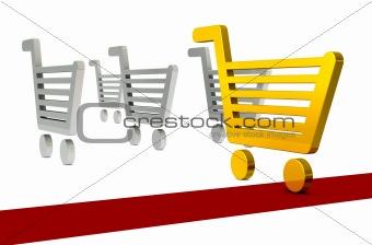 challenge of shops