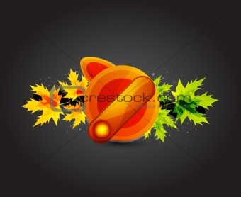 Leaf vector illustration