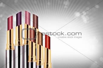 Lipsticks collection