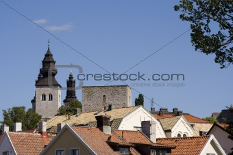 City view Visby
