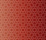 Seamless lace on a red-brown background