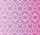 Seamless lace on a pink/purple background