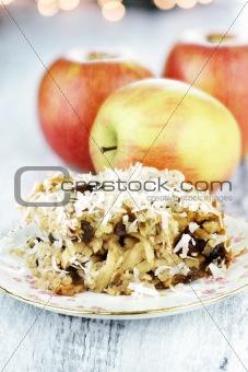 Apple Casserole