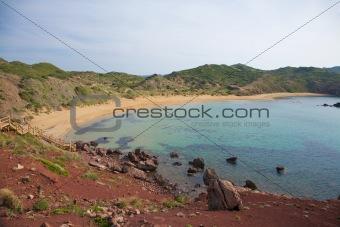 Beach of Cavalleria