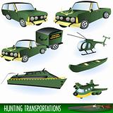 Hunting transportation