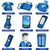 Phone icons 1