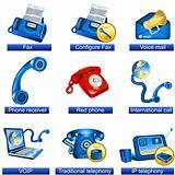 Phone icons 3