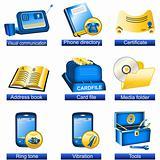 Phone icons 7