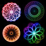 Flowers fractals