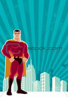 Superhero City