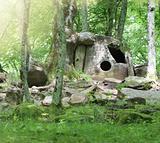 Dolmen near Gelendjik