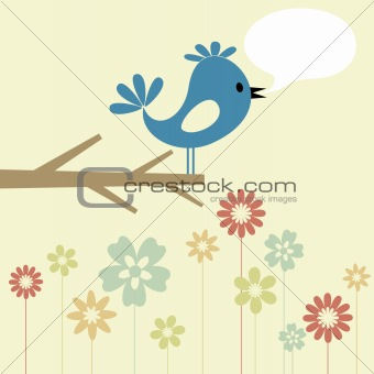 Bird on a tree4