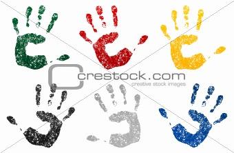 Print of hands2
