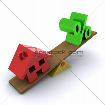 Housing Market Illustration