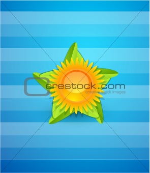 Abstract vector illustration