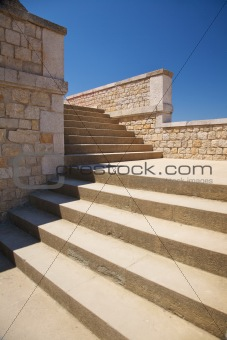 right left stairs
