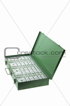 Case of Banknotes