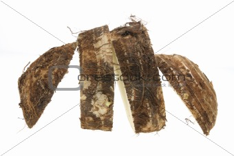 Slices of Taro