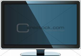 Modern LCD monitor