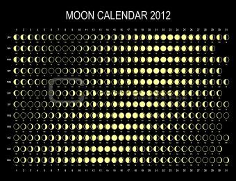 Gregorian-Lunar Calendar Conversion Table of 2012 (Ren-chen ...
