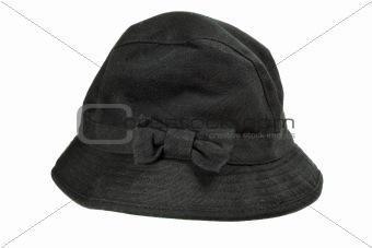 Black Girl's Hat